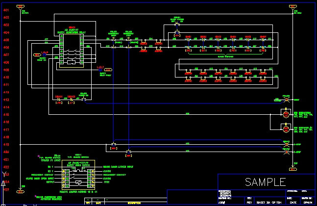 electrical drawing cad template  u2013 readingrat net